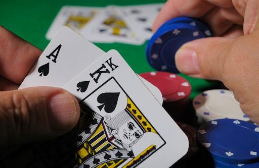 ставка в покере